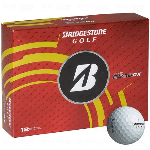 Bridgestone Golf 2014 Tour B330 RX Golf Balls (Pack of 12)