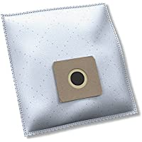 Progress AP1900/5/5 Vacuum Cleaner Bags, 1 Microfilter, 1 Motor Filter for AFK/Dirt Devil M 7017–7066–7101–PC, PC - 38 39 20 Staubbeutel