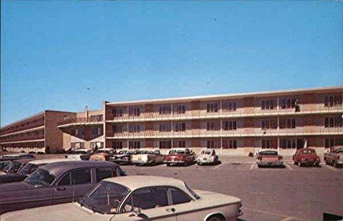 legrand-richards-hall-utah-state-university-logan-original-vintage-postcard