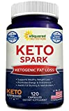 Cheap Keto Spark – Supplement for Weight Loss (120 Capsules) – Pills Approved for The Ketogenic & Paleo Diet – Helps Stay in Ketosis, Increase Energy & Focus – Caffeine & Ketones for Women & Men