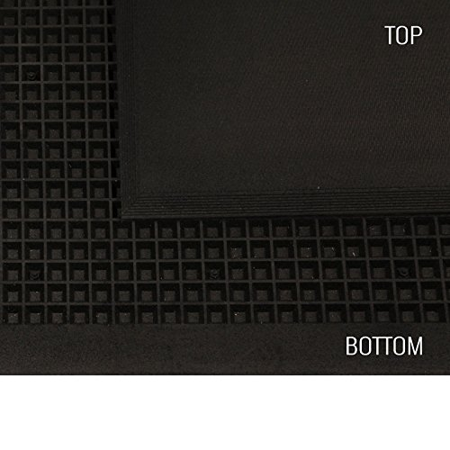 IncStores 3/4in Shock Mats Interlocking Heavy Duty High Impact Weight Room Gym Flooring by IncStores (Image #4)