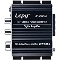 Seeduck Lepy lp 2020a Class-D Hi-Fi Audio Mini Amplifier with Power Supply Lepy Amplifier LP2020A