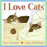 img - for I Love Cats book / textbook / text book