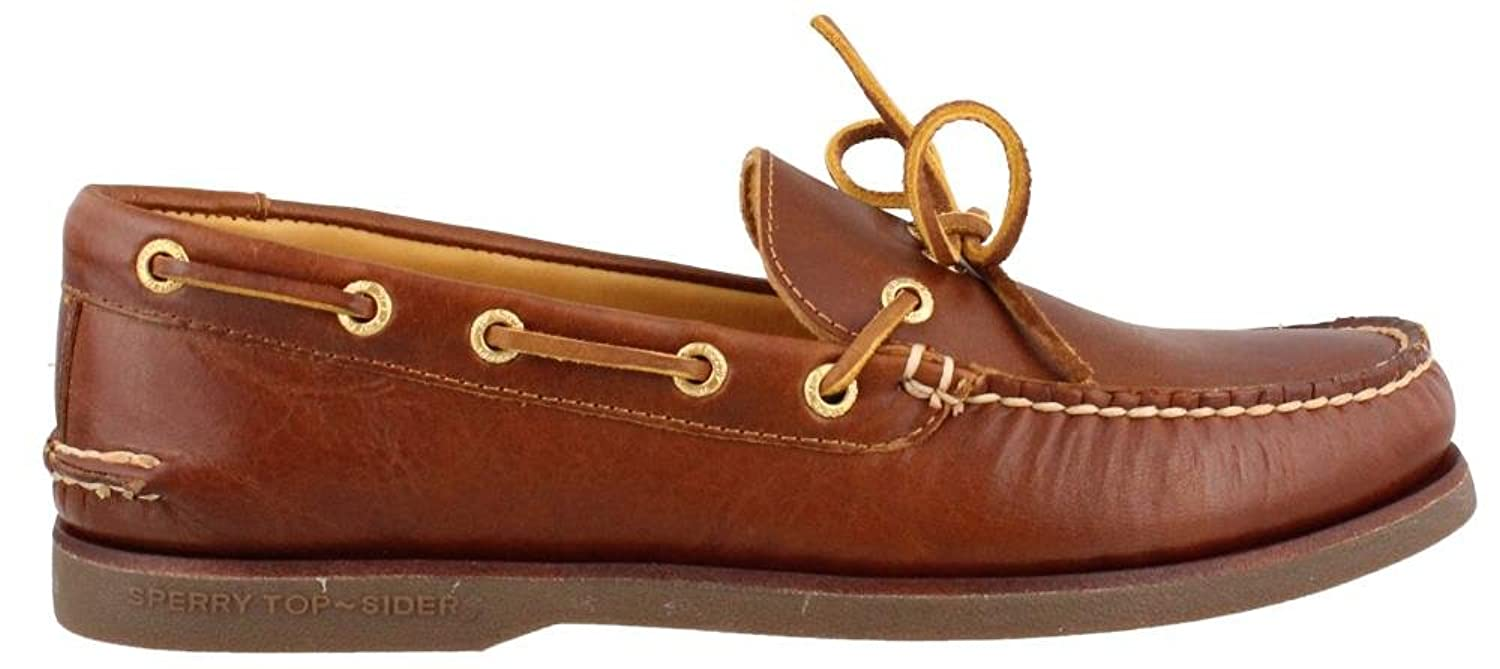 Sperry Top-Sider Men's Gold Authentic 1-Eye Boat Shoe