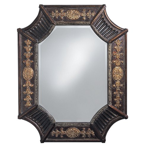 Howard Elliott 2001 Orion Mirror, Deep French Brown