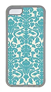 iPhone 5c case, Cute Ornate iPhone 5c Cover, iPhone 5c Cases, Soft Clear iPhone 5c Covers