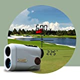 KOLSOL-KY600-Laser-Rangefinder-for-GolfHunting-600yard-65x-Magnification-Laser-Distance-Measurer