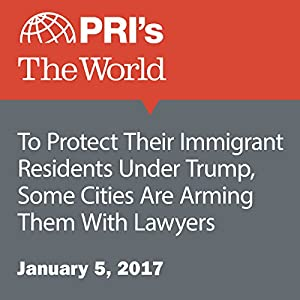 To Protect Their Immigrant Residents Under Trump, Some Cities Are Arming Them With Lawyers