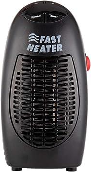 US 400W Portable Electric Heater Fan Winter Warm Heating Home Office Room Warmer