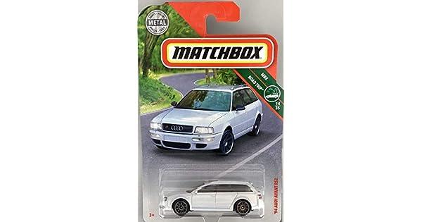 /'02 Audi S6 Avant Matchbox Road-Trip 10//20 2019 Mattel Nuevo sin abrir