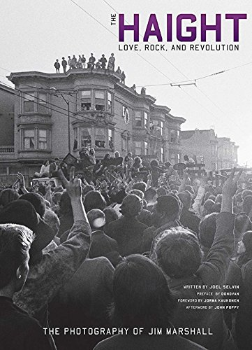Covering one of the most unforgettable moments in modern history—and including striking images of twentieth-century icons such as Janis Joplin, Bob Dylan, Jimi Hendrix, Timothy Leary, Allen Ginsburg, Grace Slick, and more—The Haight is an indispensab...
