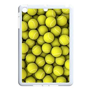wugdiy Personalized Durable Case Cover for iPad Mini with Brand New Design Tennis