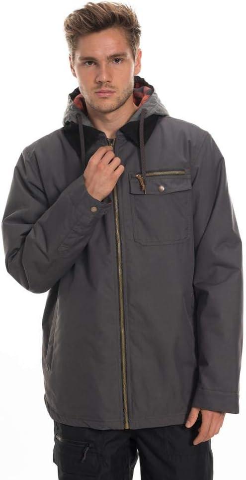 686 Mens Garage Insulated Jacket Waterproof Ski//Snowboard Winter Coat
