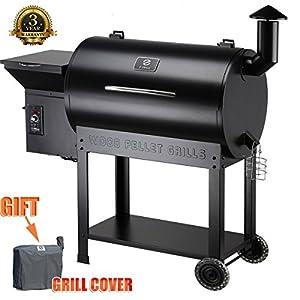17. Z Grills Master 700D Wood Pellet Grill