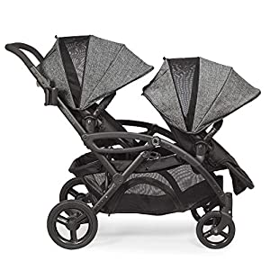 Contours-Options-Elite-Tandem-Stroller-in-Graphite