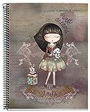 anekke Cozy–Notebook, 120Sheets, A4, 210x