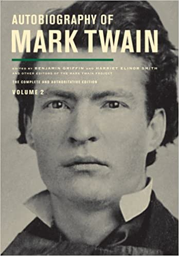 Autobiography of mark twain volume 2