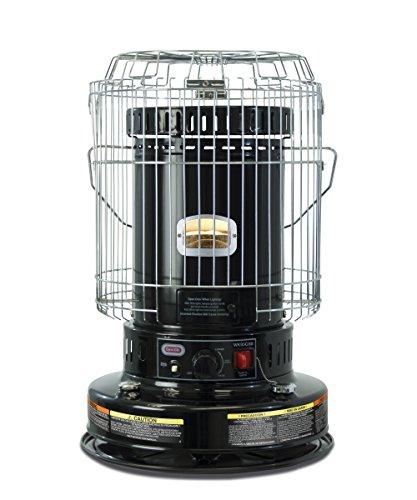 Convection Heater 23,800 BTU Indoor Kerosene