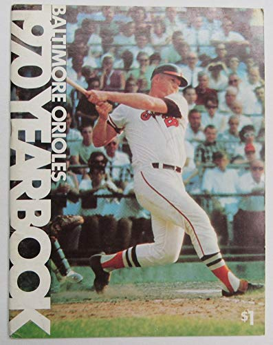 1970 Baltimore Orioles Yearbook 142943