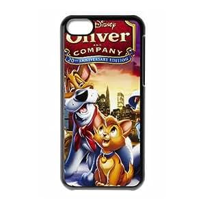 Oliver y Compañía L3M14M1XE funda iPod Touch 6 caso funda 2RTW0G negro
