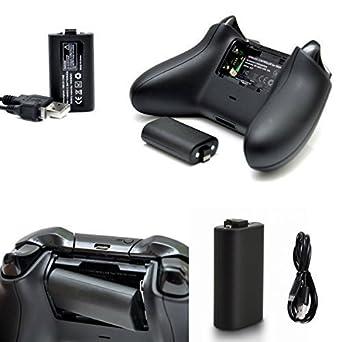 1400mah Alta Capacidad batería recargable para Xbox One Elite ...
