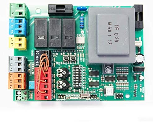 BFT shyra AC Central tarjeta electrónica recambio para Deimos AC 600: Amazon.es: Bricolaje y herramientas