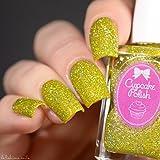 Princess Lolly - glitter holographic nail polish by Cupcake Polish