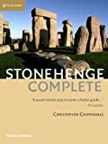 Front cover for the book Stonehenge Complete by Christopher Chippindale