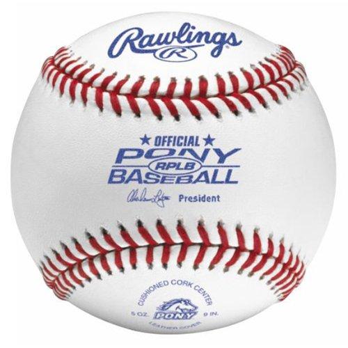 Rawlings Pony League Baseball (Tournament Grade) RPLB (Pony Grade Baseball League)