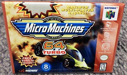 micro machines n64 - 1