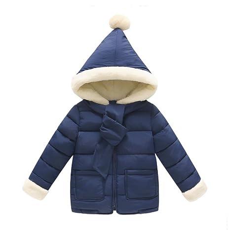 ursing bebé Chica Joven inferior con capucha chaqueta Abrigo Acolchado Chaqueta Unisex Infantil Otoño Invierno Chaqueta