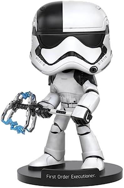 Star Wars SW-EP8 Figura de Vinilo Wobbler: B Character, Episodio 8 ...