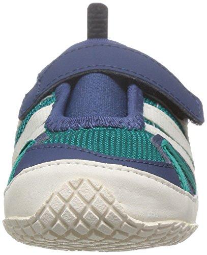 adidas Boat Ac I, Zapatos (1-10 Meses) Unisex Bebé Verde / Azul (Eqtver / Blatiz / Azumin)