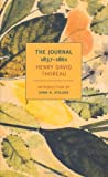 img - for The Journal of Henry David Thoreau, 1837-1861 (New York Review Books Classics) book / textbook / text book
