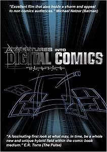 Adventures Into Digital Comics