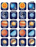 Amazon Price History for:Teacher Created Resources Planets Stickers, Multi Color (TCR-1800)
