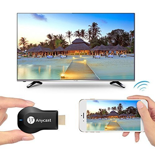 Wishpower WiFi Display Dongle,Wishpower 2018 WiFi Wireless 1080P Mini Display Receiver HDMI TV Miracast DLNA Airplay for IOS/Android/Windows/Mac(New Version) by wishpower (Image #4)
