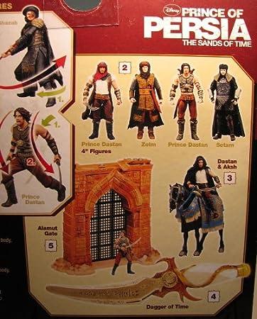 Prince of Persia sabbie del tempo Principe Dastan Action Figure-McFarlane Toys