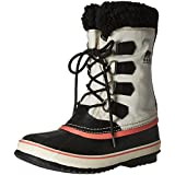 Sorel Women's Winter Carnival Snow Boot, White, 6 M US