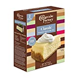 The Cheesecake Factory at Home Classic Premium Cheesecake Mix - PACK OF 2