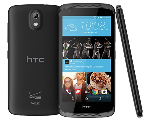 Htc Phones Verizon (Verizon HTC 526 Prepaid Smartphone w/ Bonus Jawbone)