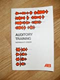 Auditory Training 9780882001494