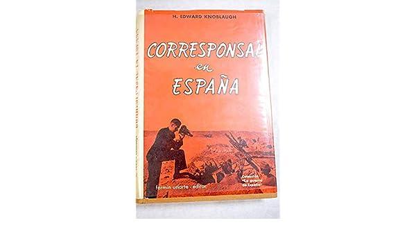 Corresponsal en España: Amazon.es: Libros