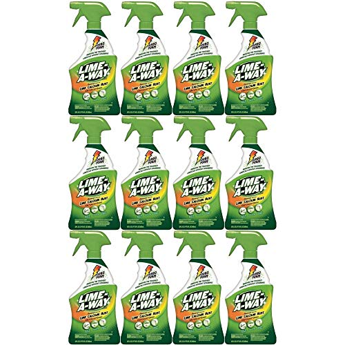Lime-A-Way Lime Calcium Rust Cleaner, 22 oz (Pack of 12) by  (Image #1)