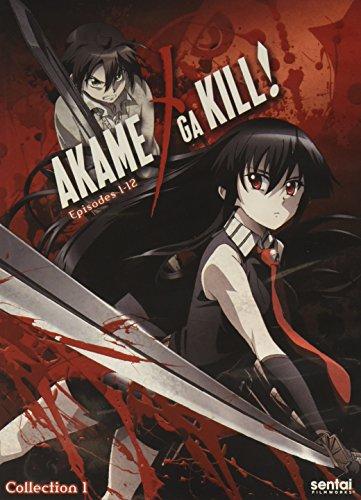 Akame Ga Kill 1/