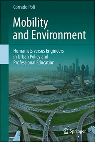 Book Mobility and Environment: Humanists versus Engineers in Urban Policy and Professional Education