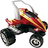 Blue Hat Toy Company - Street Savage Remote-Controlled Stunt Car - 49 MHZ