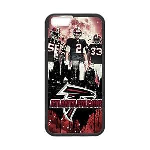 Atlanta Falcons iPhone 6 Plus 5.5 Inch Cell Phone Case Black persent zhm004_8555540