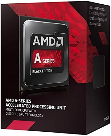 Amazon Com Advance Micro Device Amd A8 7670k Black Edition A Series Apu With Radeon R7 Graphics Ad767kxbjcsbx Computers Accessories