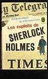Les exploits de Scherlock Holmes par Doyle